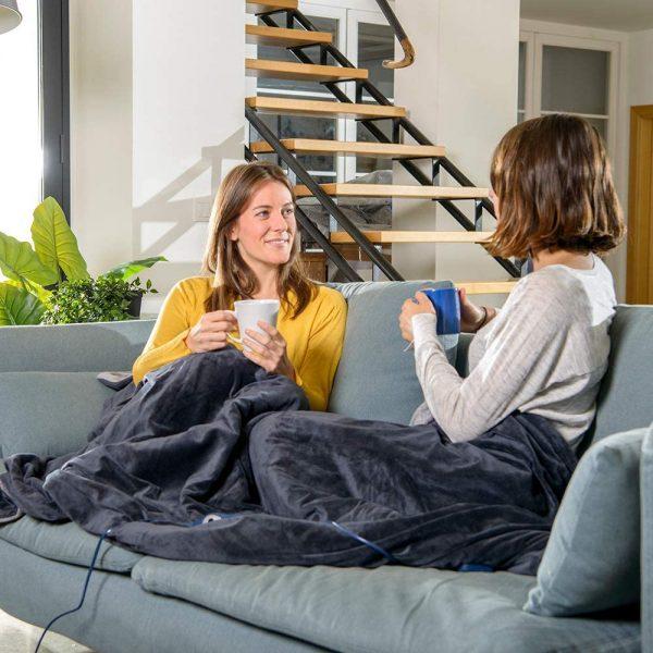 mantas electricas, almohadillas electricas, manta lumbar, manta cervical, manta mayores, almohadillas mayores